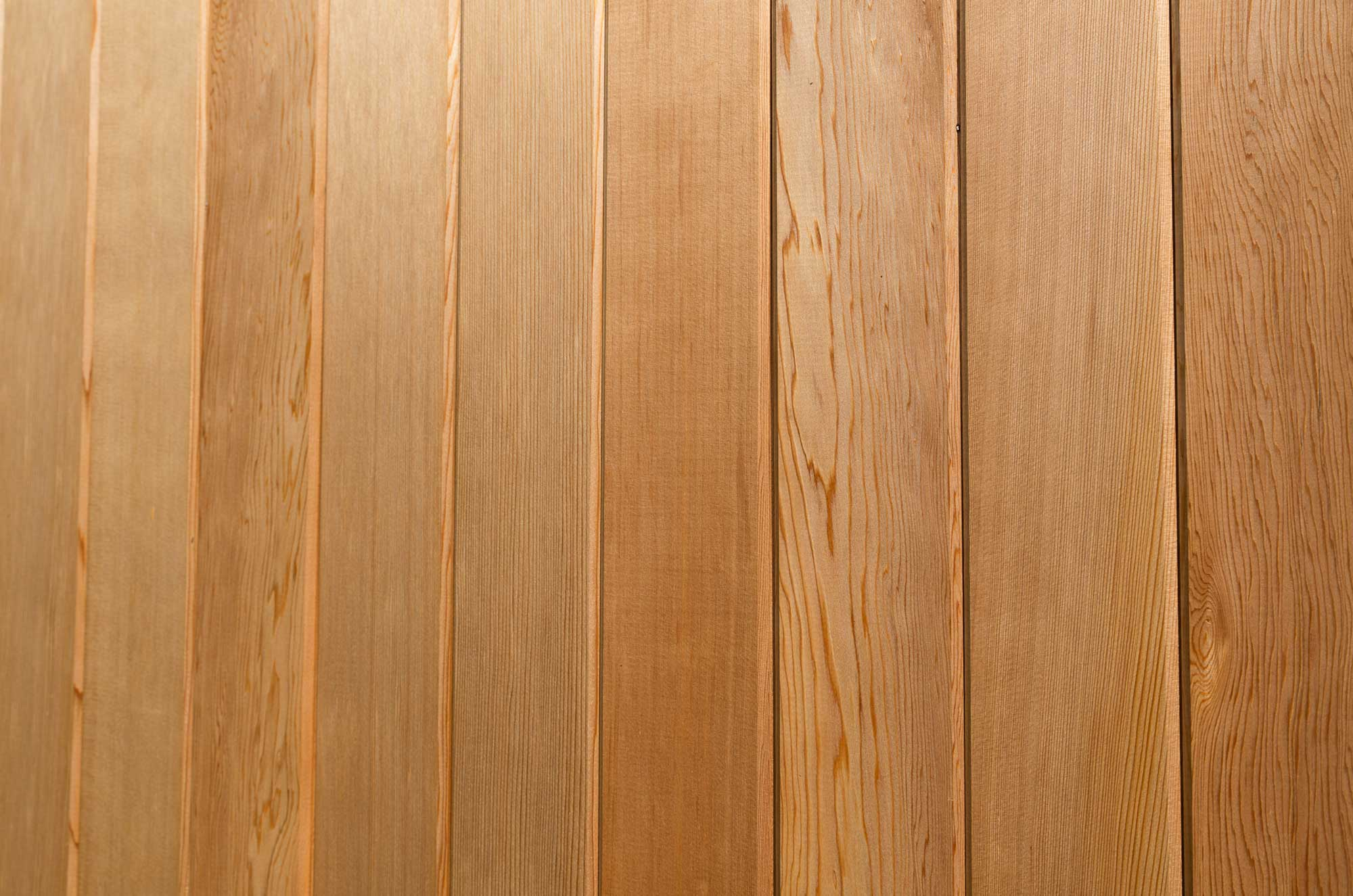 Larch cedar timber commercial cladding cornwall - Exterior tongue and groove cladding ...