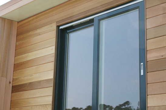 Cladding Profiles Larch, cedar, timber commercial cladding Cornwall
